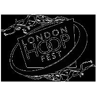 London hoop fest logo