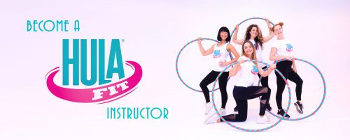 Become a HulaFit Instructor banner