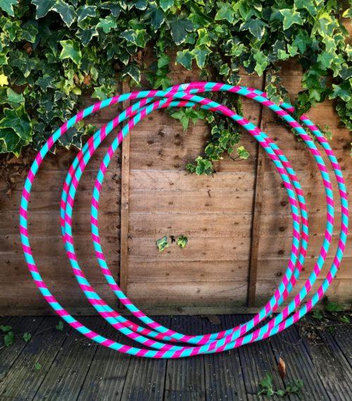 Used HulaFit Hoops