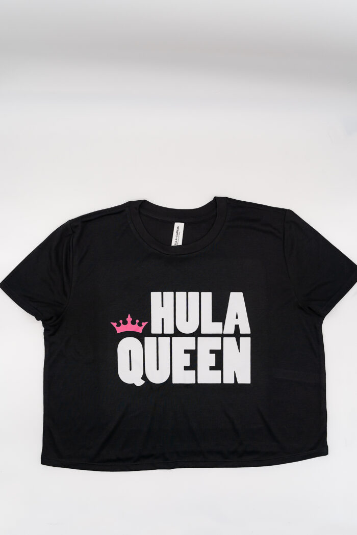Hula Queen Cropped Tee
