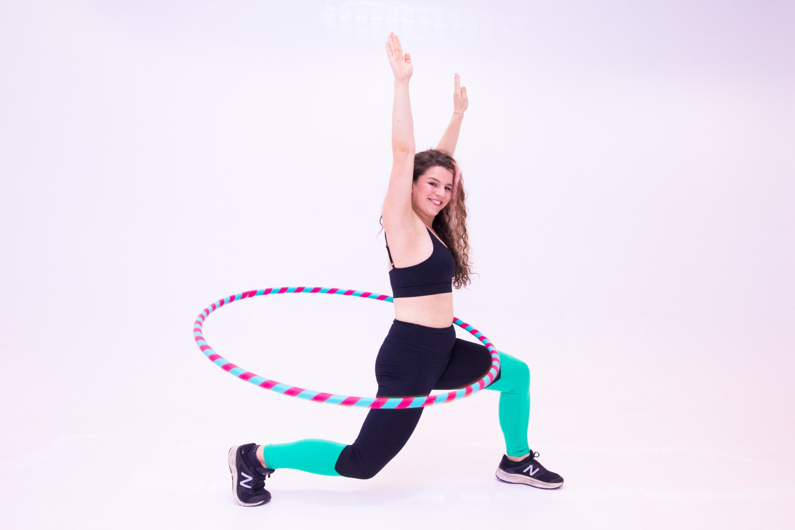 online hulafit workout class